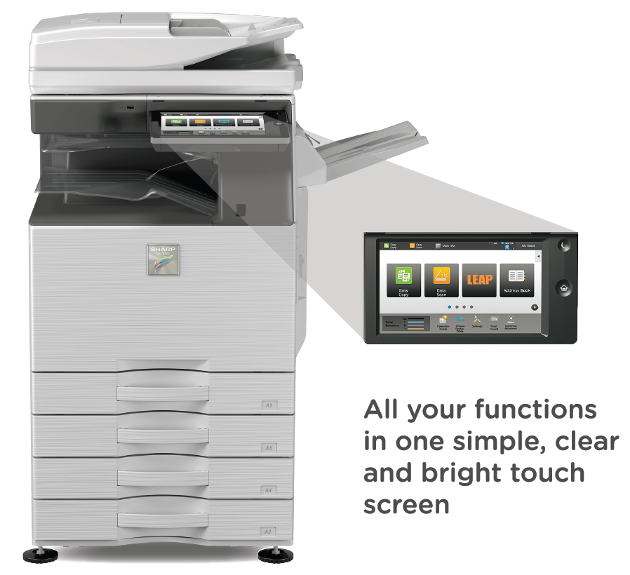Managed Printers for Lawyers