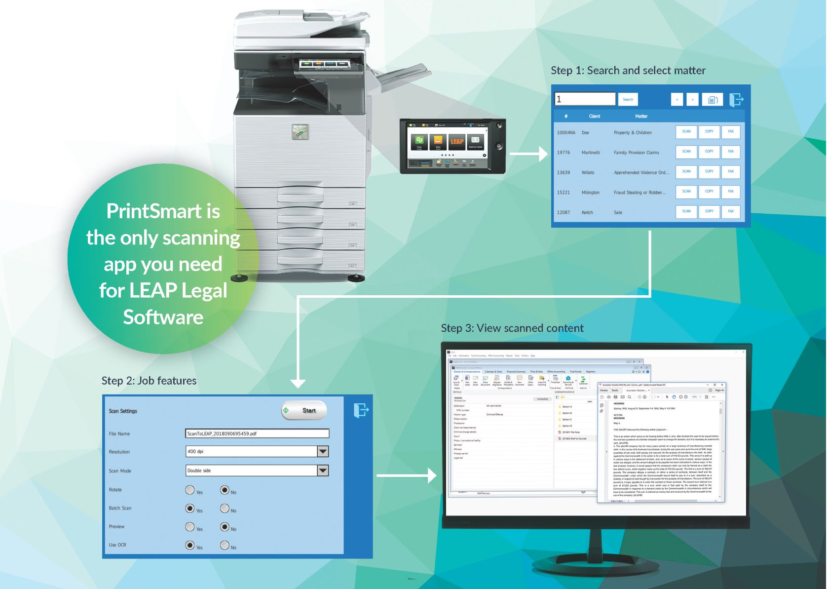 PrintSmart for LEAP